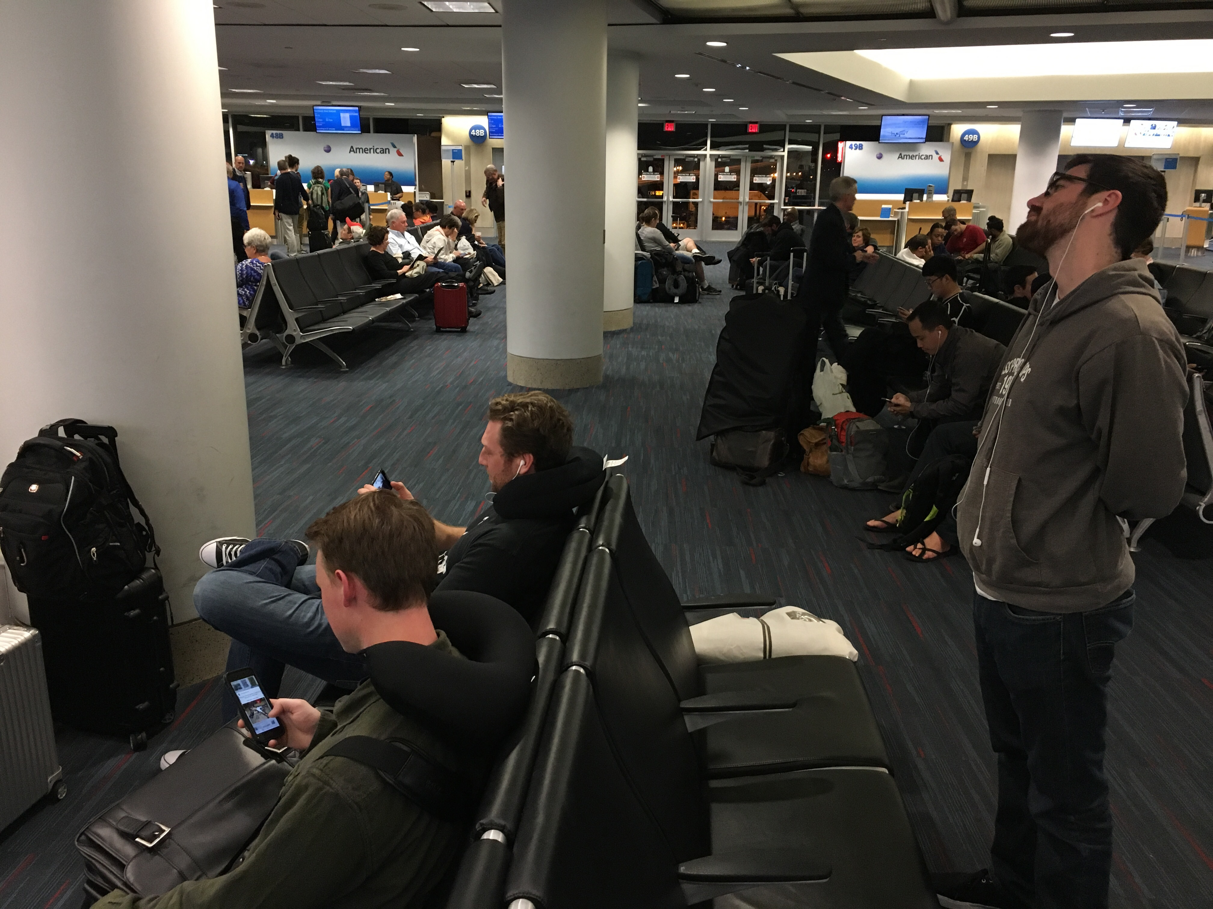 Eleven Hours in the Air - Our Journey to HIMSS17 Orlando - Paubox