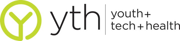 youth + tech + health, yth, yth logo