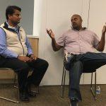 Startup Tea Talk Silicon Valley: SC Moatti, Raj Singh, Anu Nigam