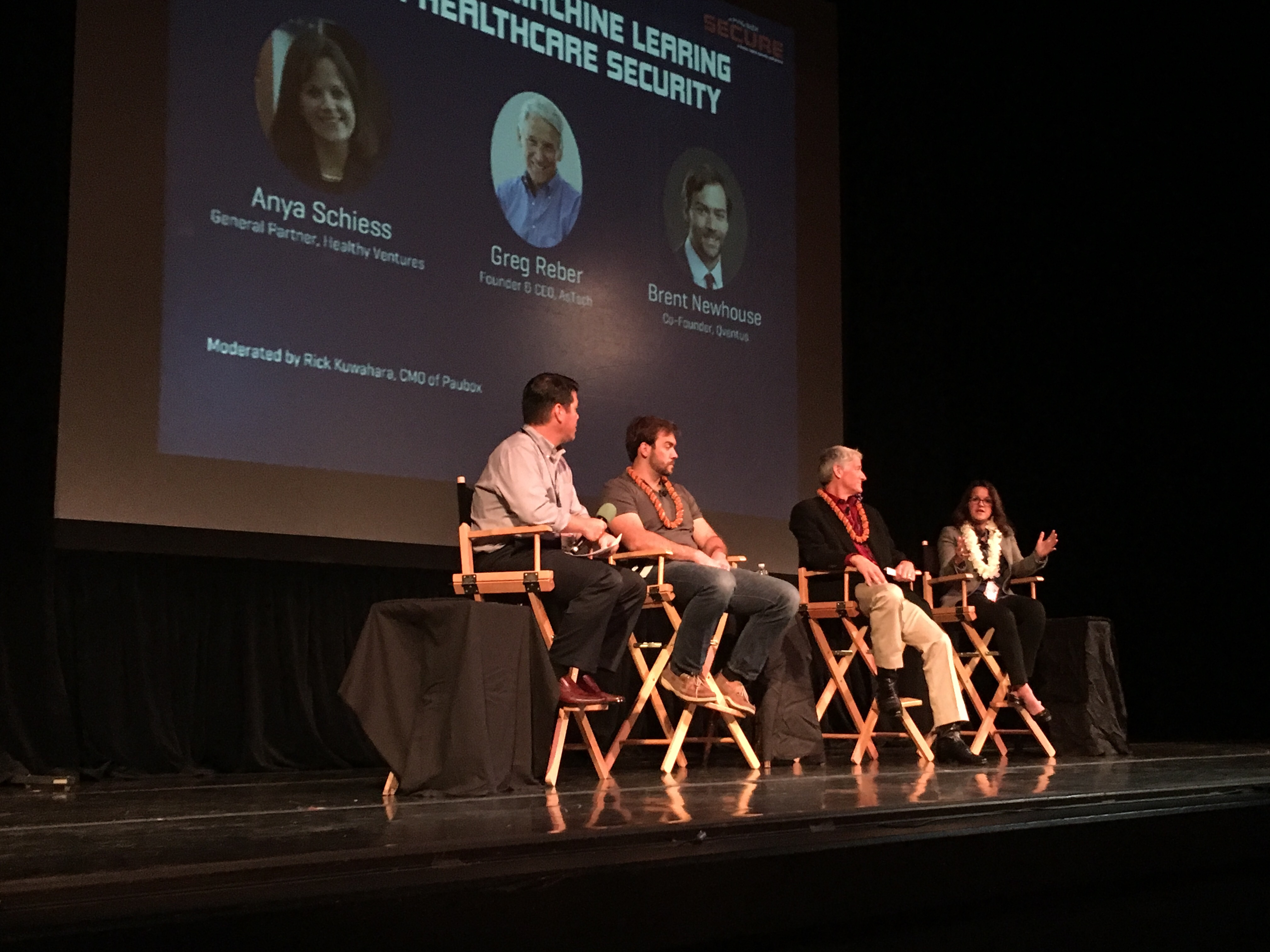 paubox secure digital health AI machine learning panel conference healthcare it