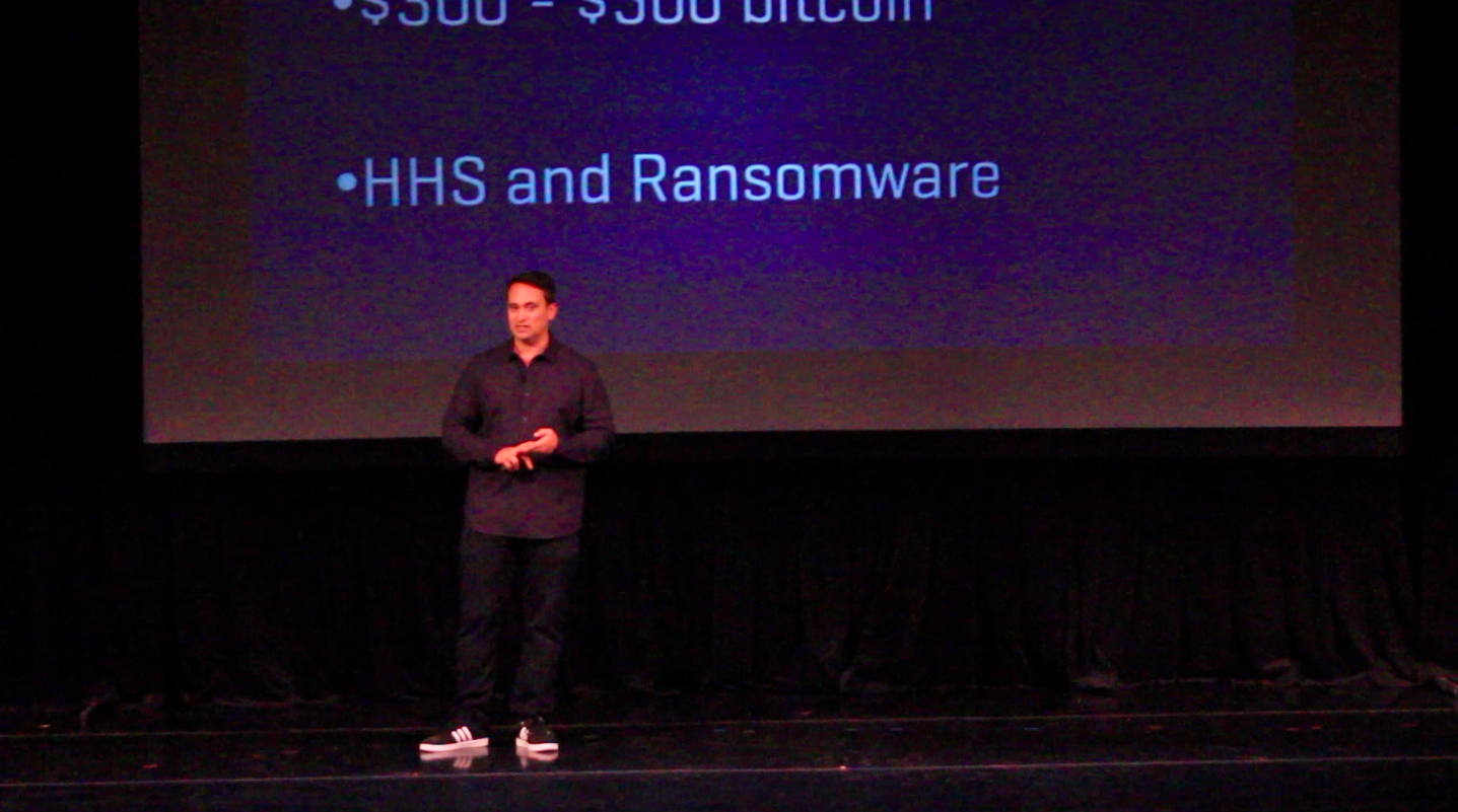 paubox digital health security conference ransomware trends