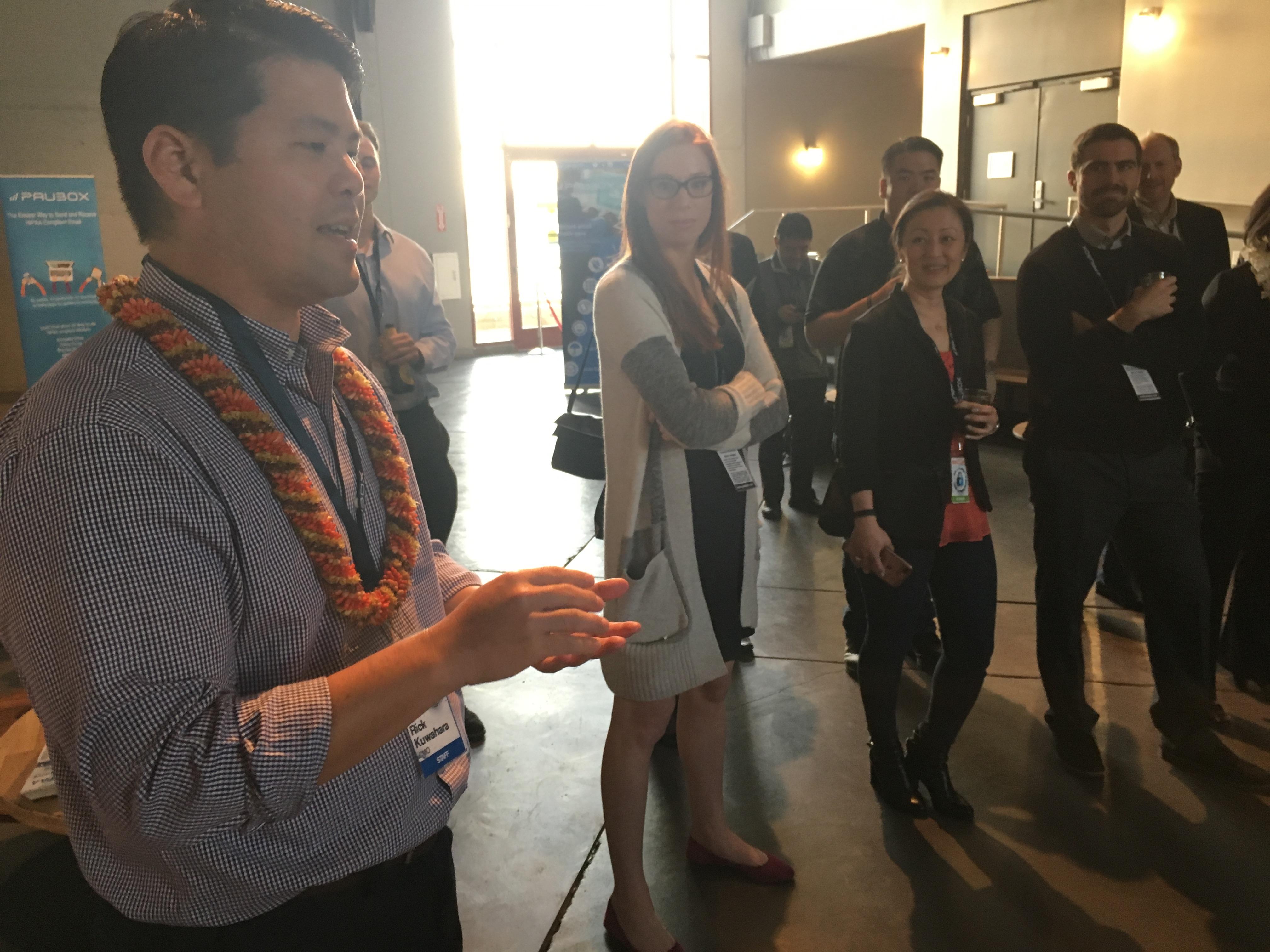Rick Kuwahara - A Wake for the Fax Machine - Paubox SECURE Conference