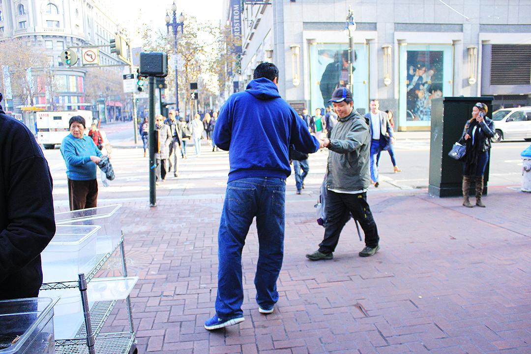 1000 Free Spam Musubi: Mahalo to SF and Mayor Ed Lee - Paubox