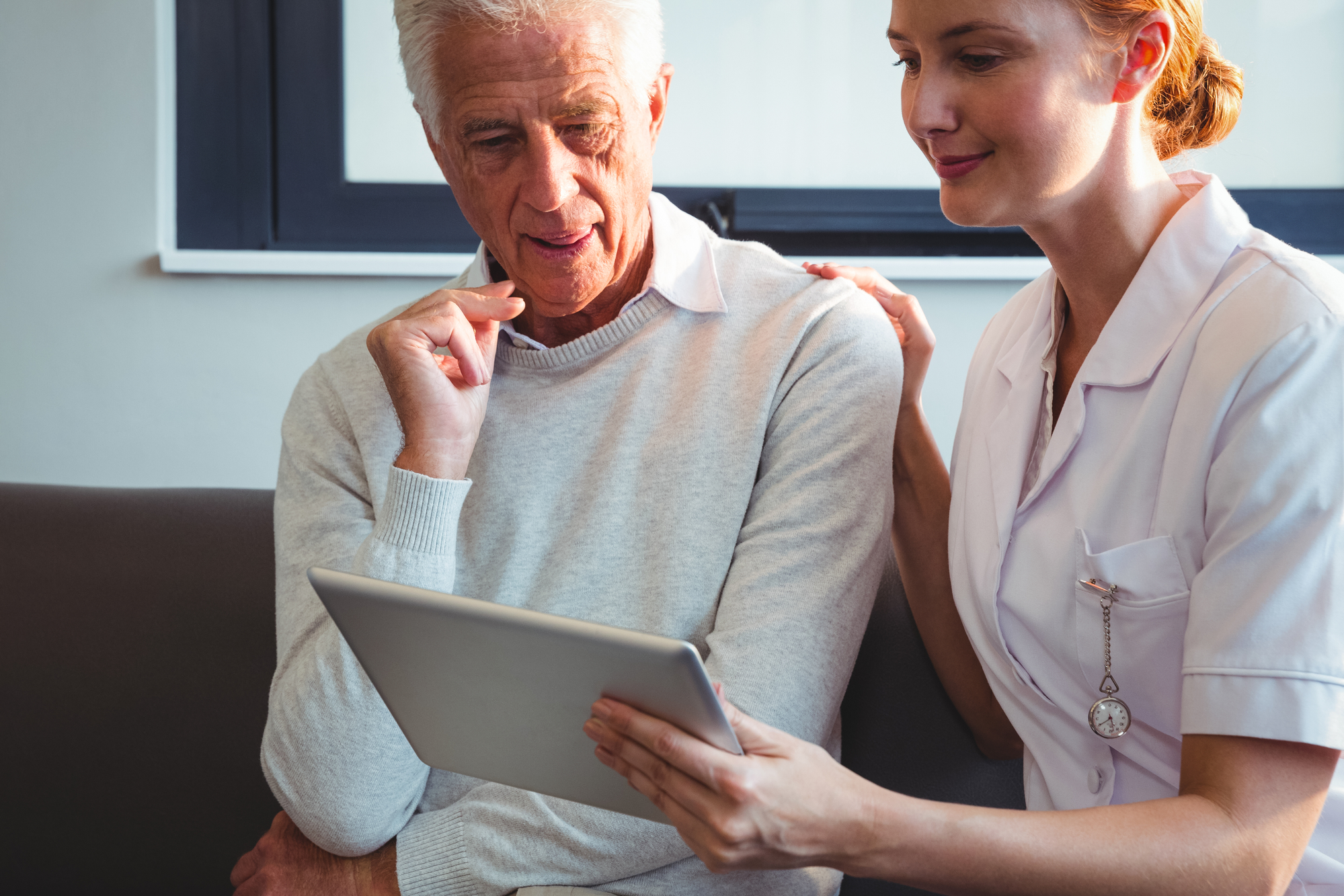 HIPAA Compliant Email for Senior Care Home Providers