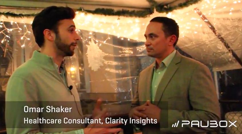 Omar Shaker: Interoperability Concerns in Healthcare (JPM Week Exclusive Video) - Paubox