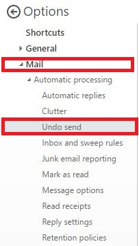 How to Undo A Sent Email in Microsoft Office 365 (With
