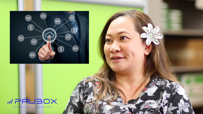 hawaii cancer care, cloud computing, cloud based solution, paubox