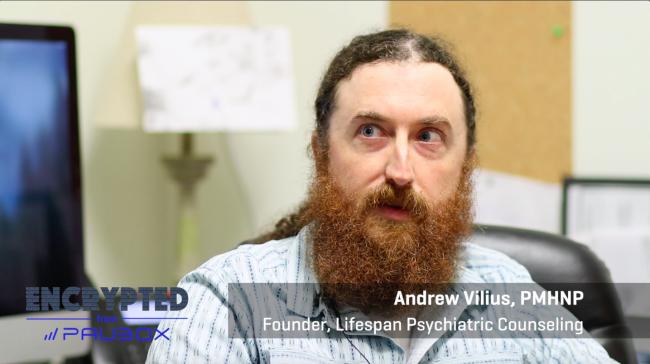 andrew vilius, lifespan psychiatric counseling