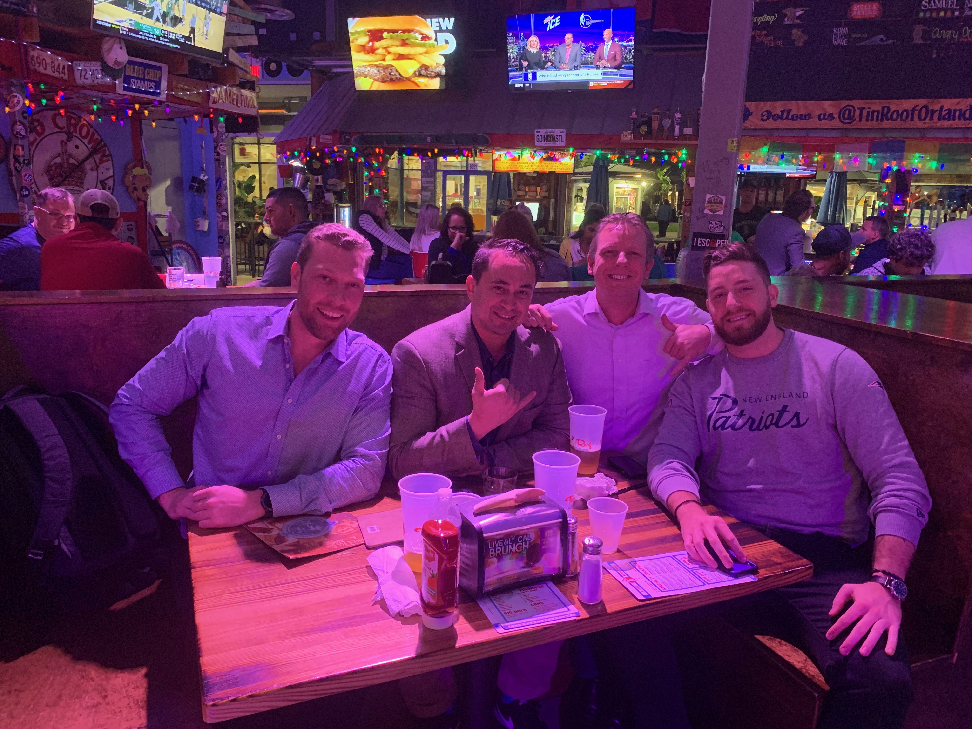 Troy Kelly, AeroCare USA | Tin Roof in Orlando - Paubox