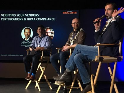 Vetting Your Vendors: Certifications & HIPAA Compliance - Paubox SECURE 2019