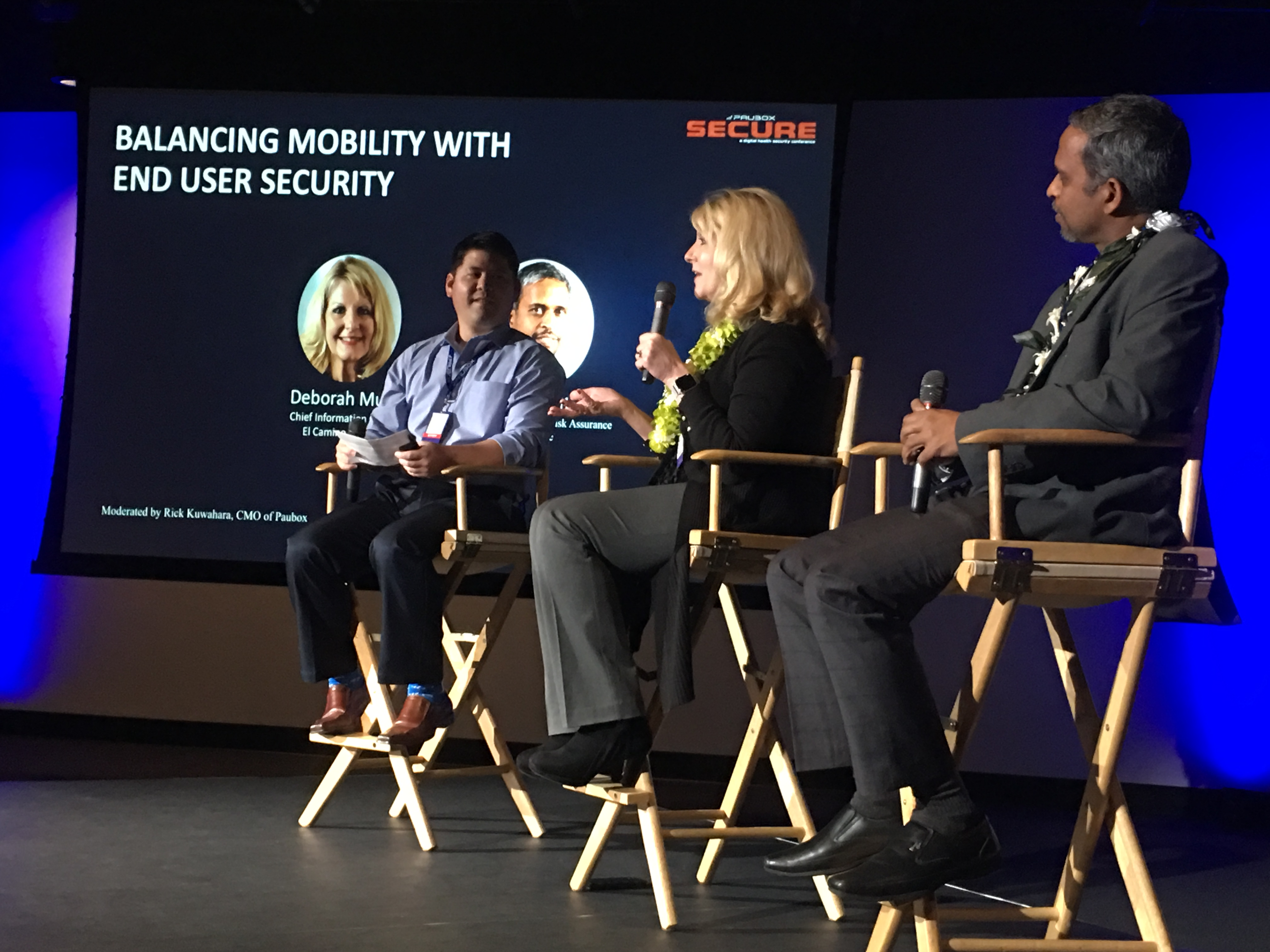 Balancing Mobility With End User Security | Paubox SECURE 2019