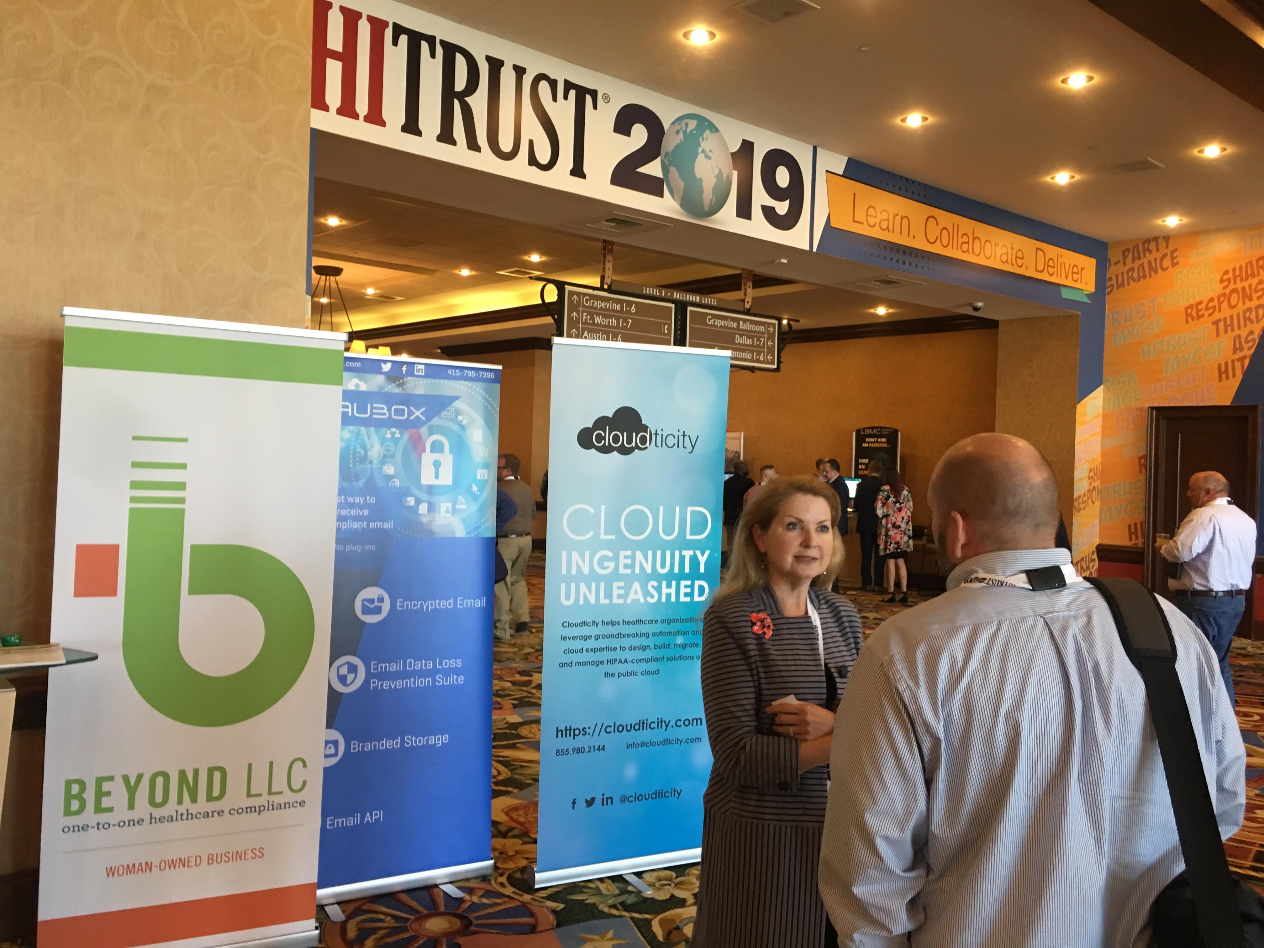 Cathlynn Nigh - HITRUST 2019 Conference
