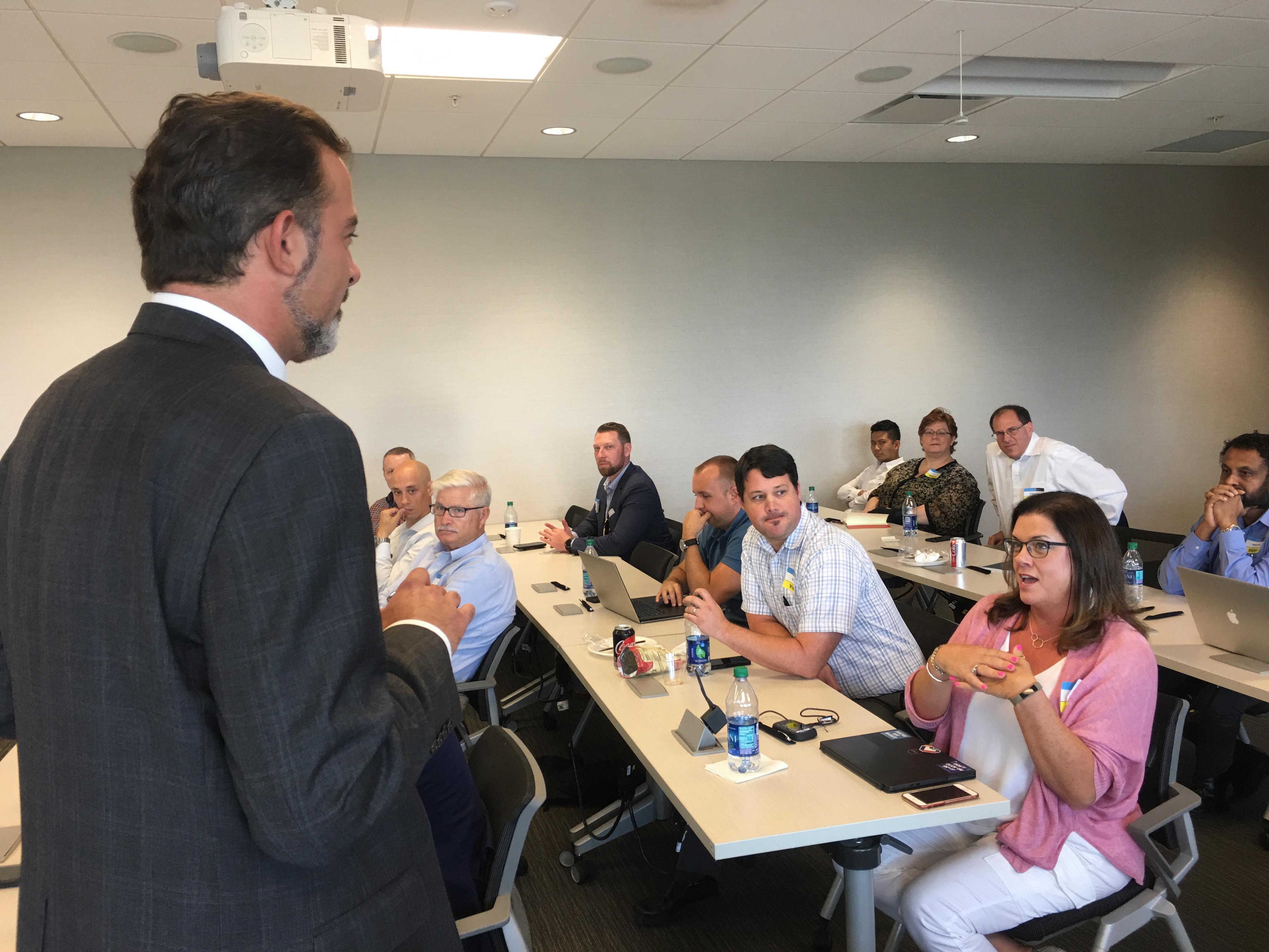 HITRUST Community Extension Program (CEP) in Nashville - Mike Parisi