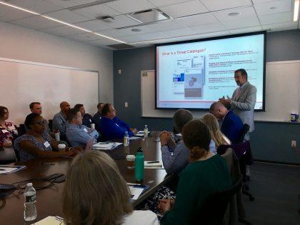 HITRUST Community Extension Program (CEP) in Philadelphia - Mike Parisi
