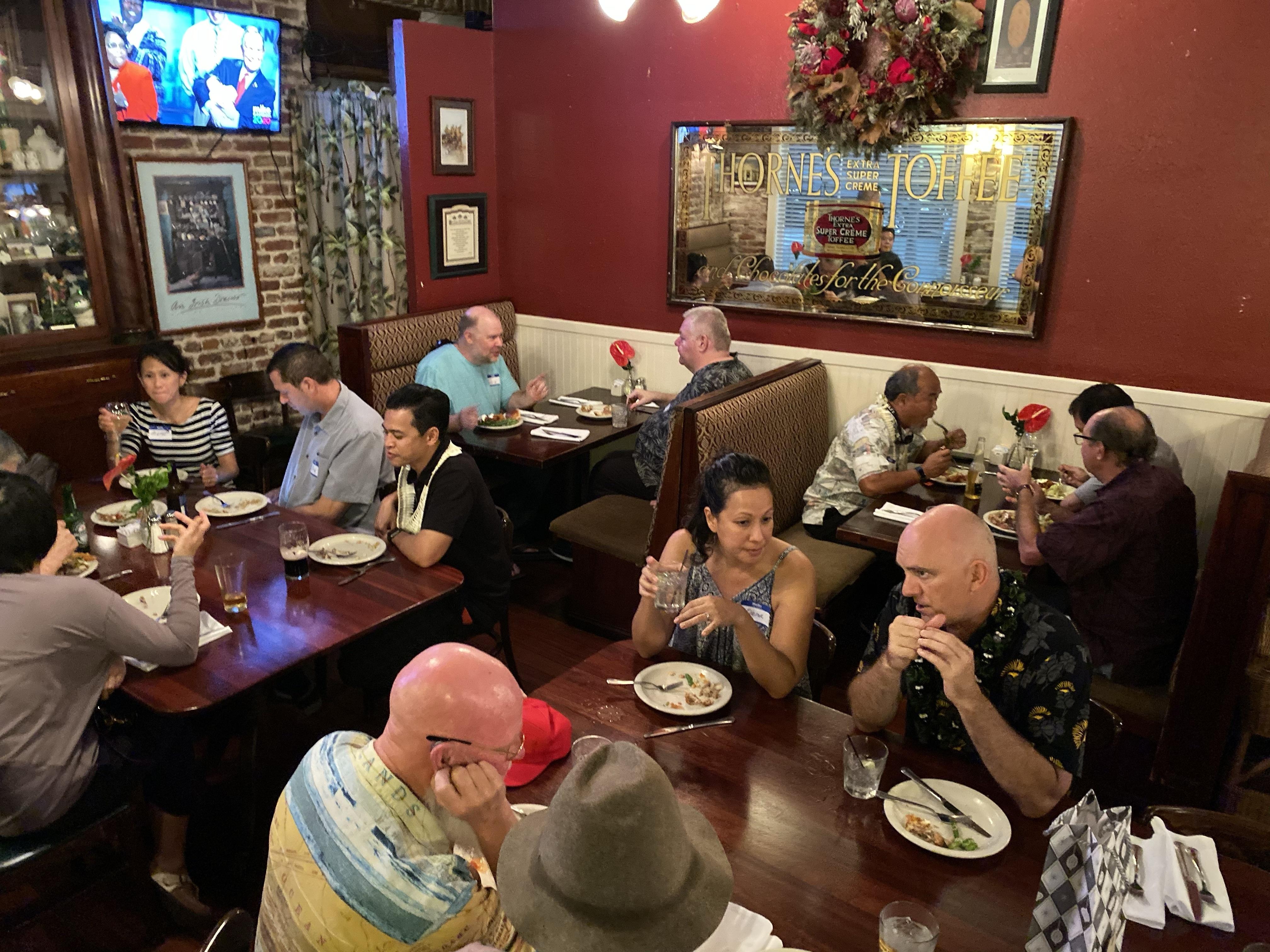 Paubox Honolulu Social Mixer