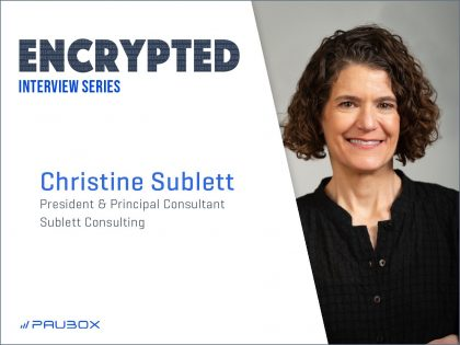 cybersecurity expert Christine Sublett interview with Paubox