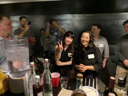 Paubox + Zentist 2020 Social Mixer (pics)