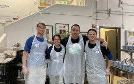 Serving 722 meals + 440 pounds of chicken prep at GLIDE Church - Paubox