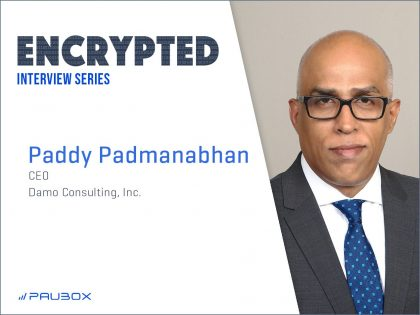 Paddy Padmanabahn interview with Paubox