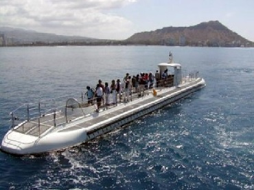 Product Oahu Premium Submarine Tour