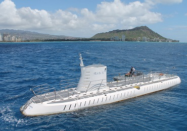 Product Oahu Standard Submarine Tour (Japanese)