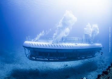 Product Oahu Premium Submarine Tour (Japanese)