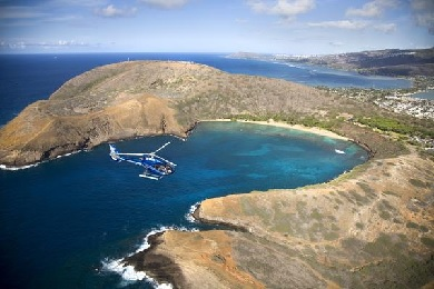 Blue Skies of Oahu Helicopter Tour image 1