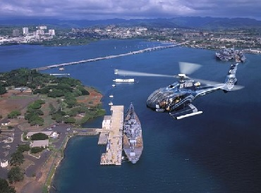 Blue Skies of Oahu Helicopter Tour image 2