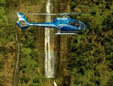 Product Circle of Fire 50 Min Eco-Star Helicopter Tour