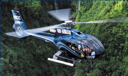 Product Circle of Fire 50 Min Helicopter Tour