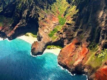 Product Kauai ECO Adventure Helicopter Tour