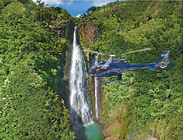 Product Kauai ECO Adventure Helicopter Tour