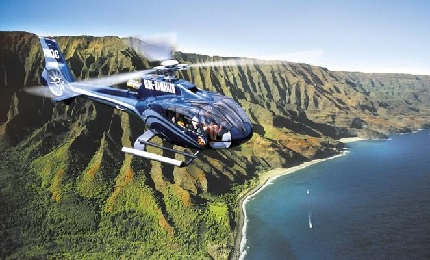 Kauai ECO Adventure Helicopter Tour image 2