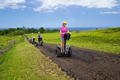 Botanical Segway Adventures