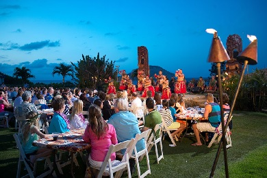 Chief's Luau Aloha Package