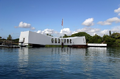 #66 B Mini Bus Pearl Harbor Remembered Tour