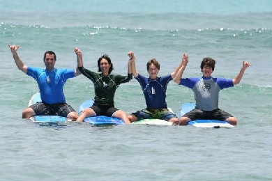 Waikiki Surf and Bodyboard Lessons image 1