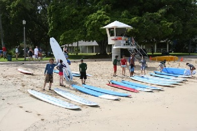 Waikiki Surf and Bodyboard Lessons image 2