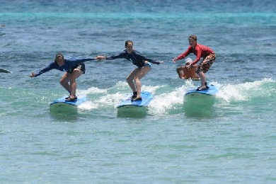 Waikiki Surf and Bodyboard Lessons image 6