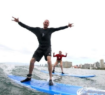 Waikiki Surf and Bodyboard Lessons image 4