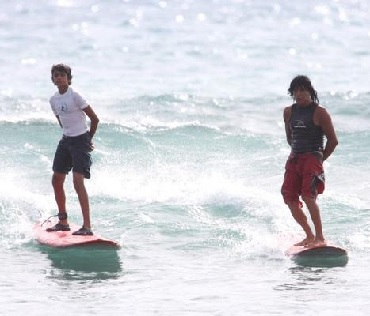 Waikiki Surf and Bodyboard Lessons image 5