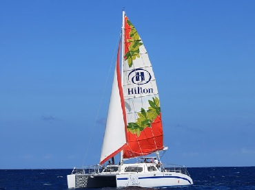 Hilton Adventure Sail image 1