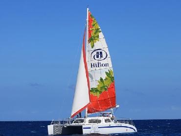Product Hilton Adventure Sail