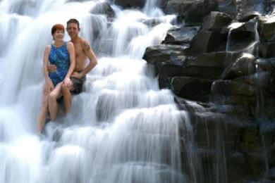 Product  Waterfall and Rainforest Hike East Maui