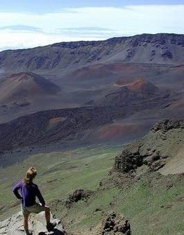 Haleakala Crater 4-Mile Hike image 1