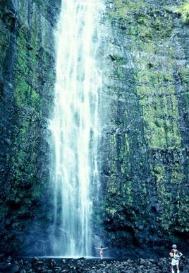 Hana Waterfall Rainforest Hike Full Day
