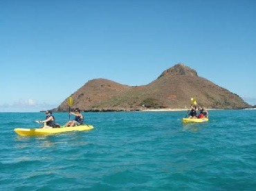Twin Island Kayak Adventure
