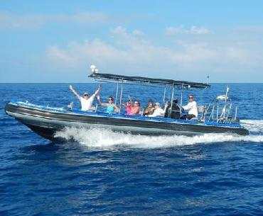 Elua Raft Kealakekua Snorkel