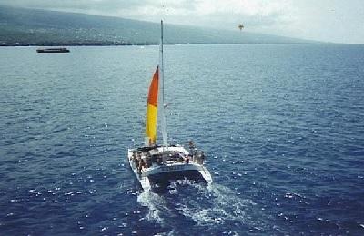 Product Kamanu Snorkel & Sail
