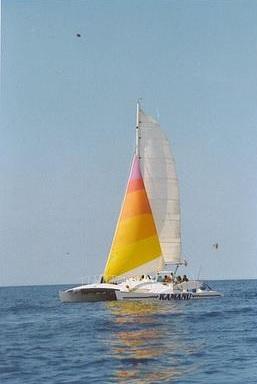 Product Kamanu Sunset Sail